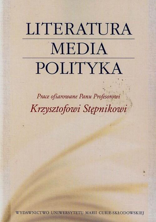 Literatura media polityka