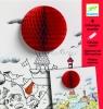 Kolorowanka z niespodzianką - Balon (DJ09648)