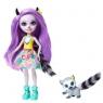 Lalka Enchantimals + zwierzątko: Larissa Lemur i Ringlet (FNH22/GFN44)