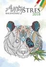Kalendarz 2018 Wieloplanszowy Antystres