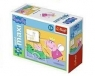Puzzle miniMaxi 20: Zabawy Świnki Peppy 1 TREFL