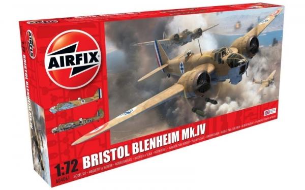 Bristol Blenheim MkIV Bomber (04061)
