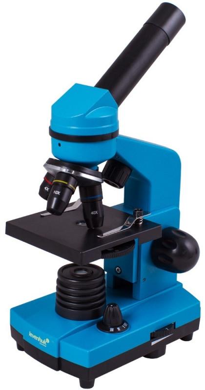 Mikroskop Rainbow 2L błękitny (69112)