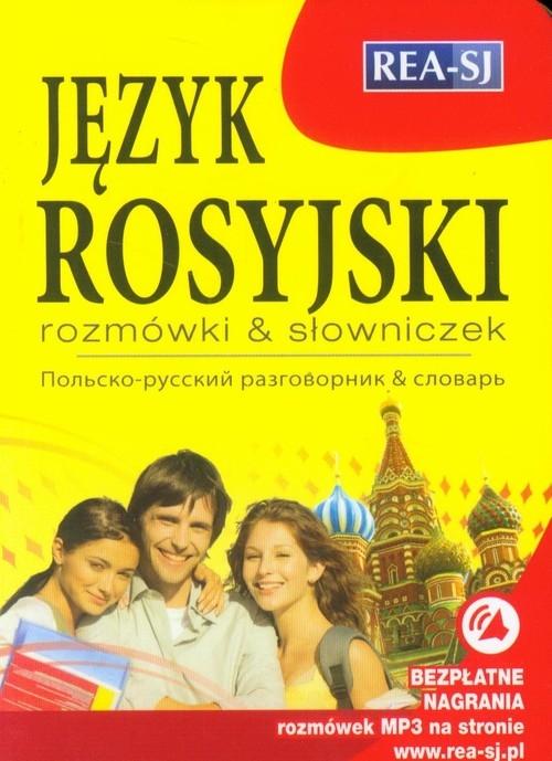 Język rosyjski. Rozmówki & słowniczek