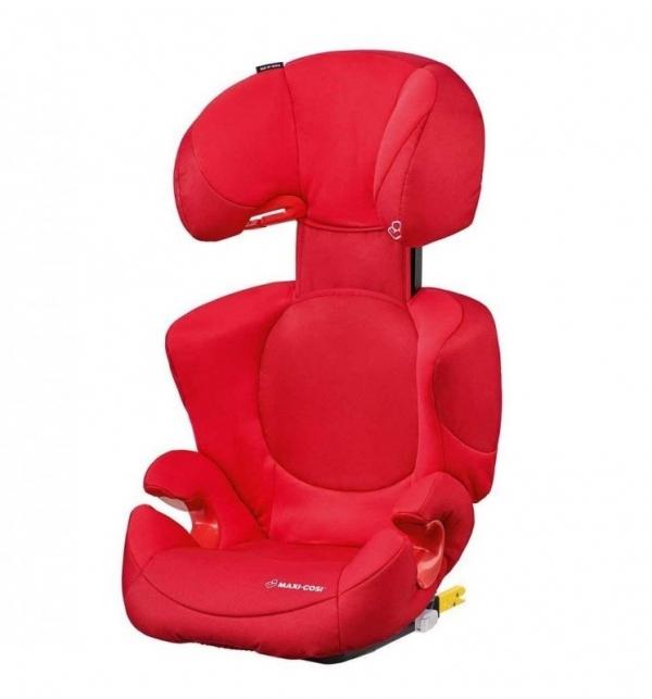 Fotelik Rodi XP Fix Popy Red 15-36 kg (8756393120)