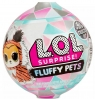 L.O.L Surprise Fluffy Pets (559719)<br />seria Winter Disco.
