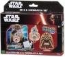 Aquabeads Star Wars BB-8 i Chewbacca