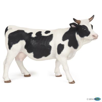 Papo Czarno - biała krowa (51148)