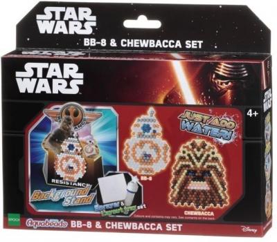 Aquabeads Star Wars BB-8 i Chewbacca Star Wars