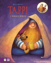 Tappi i przyjaciele Część 5 Tappi i wielka burza Mortka Marcin