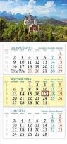 Kalendarz 2014 Zamek