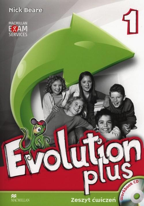 Evolution Plus 1 Zeszyt ćwiczeń Beare Nick