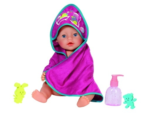 Baby born Zestaw do kąpieli dla lalki (822487)