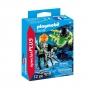 Playmobil Special Plus: Agent z dronem (70248)