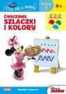 Disney Ucz się z nami Klub Przyjaciół Myszki Miki Ćwiczymy szlaczki i kolory