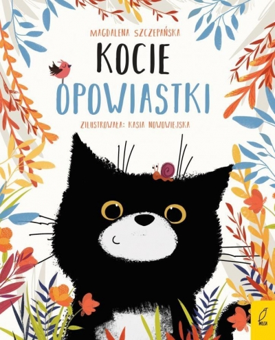 Kocie opowiastki Szczepańska Magdalena