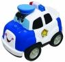 Samochód policyjny świecąco-grający