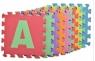 Puzzle piankowe literki