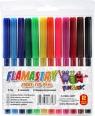 Flamastry 12 kolorów