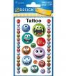 Tatuaże dla dzieci - potwory (56748)