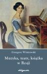 Muzyka teatr książka w Rosji