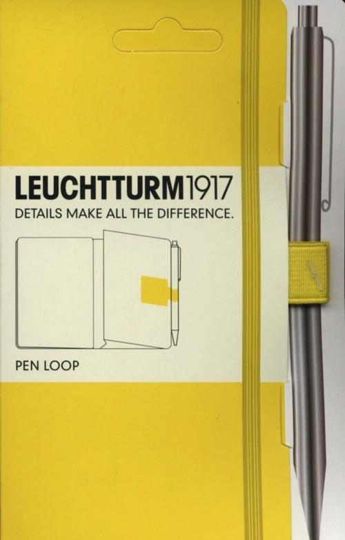 Pen Loop Leuchtturm1917 cytrynowy