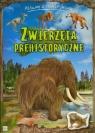 Zwierzęta prehistoryczne Album z naklejkami