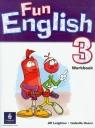 Fun English 3 Workbook