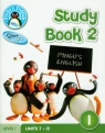 Pingu's English Study Book 2 Level 1 Units 7-12 Hicks Diana, Scott Daisy