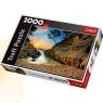 Puzzle 2000 elementów Wschód Słońca Costa Brava Hiszpania (27048)
