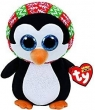 Maskotka Beanie Boos Penelope - pingwin 24 cm (37148)
