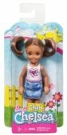 Barbie Chelsea i Przyjaciółki Snack Time (DWJ33/DWJ28)