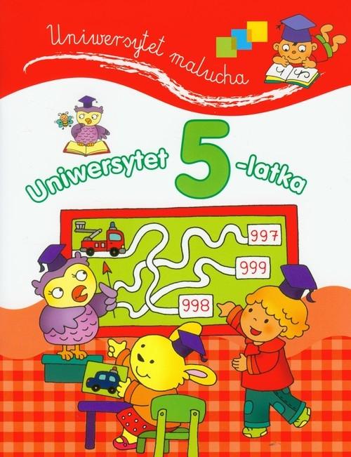 Uniwersytet 5-latka Lekan Elżbieta