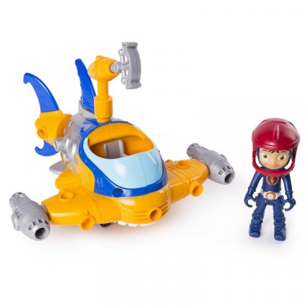 Figurka Rafcio Śrubka Pojazd tematyczny, Rivet Shark (6044252/20101271)