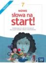 Nowe Słowa na start! Klasa 7. Język polski. Podręcznik. Szkoła podstawowa