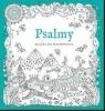 Psalmy. Książka do kolorowania