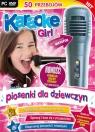 Karaoke Girl Piosenki dla dziewczyn nowa edycja z mikrofonem (PC-DVD)