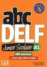 ABC DELF A1 junior scolaire książka + DVD + zawartość online 2ed Chapiro Lucile, Payet Adrien