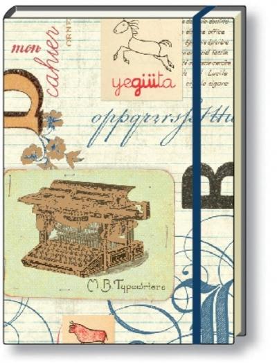 Notatnik ozdobny A6 NB 088 E ROSSI
