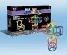 Klocki magnetyczne 108 elementów (DC024683)