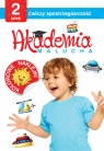 Akademia malucha 2-latek ćwiczy spostrzegawczość