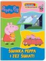 Peppa Pig. Zadania w okienkach. Świnka Peppa i jej świat!