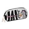 Piórnik saszetka Paso kids zebra 20-004B