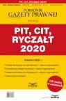 PIT, CIT, Ryczałt 2020 Podatki - Przewodnik po zmianach 1/2020 Praca zbiorowa
