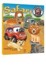 Samochodzik Franek Safari