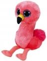 Maskotka Beanie Boos: Gilda - Różowe Flamingo 15cm (36848)