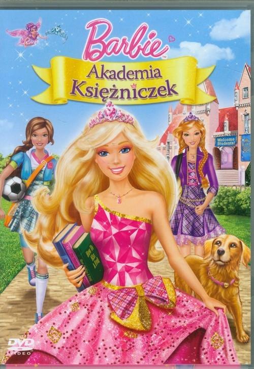 Barbie Akademia księżniczek Elise Allen