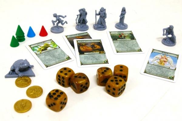 Talisman: Magia i Miecz (485)