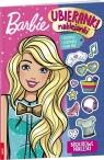 Barbie Ubieranki, naklejanki