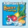 Kolorowanka - Bukiet warzyw wyd. 2017